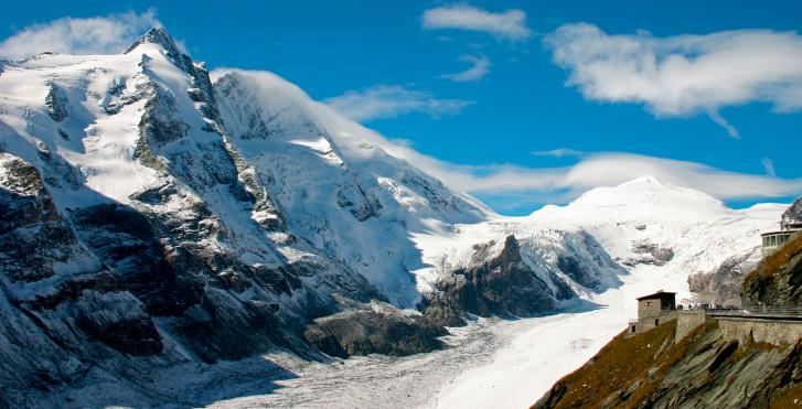 Glacier Pasterze