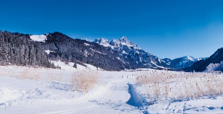 Tannheimertal en hiver