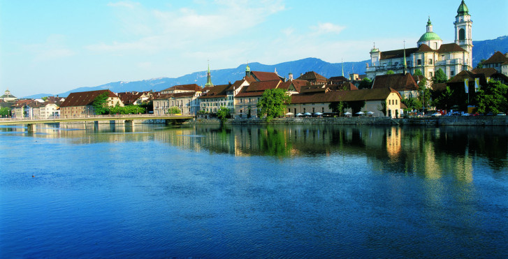 Aare, Solothurn