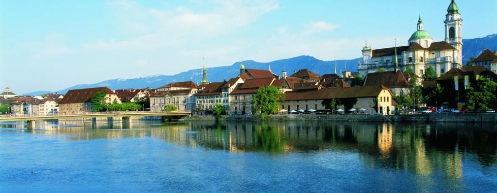 Mittelland-Route für Familien: Aare & Drei-Seen-Land, Solothurn - Migros Ferien
