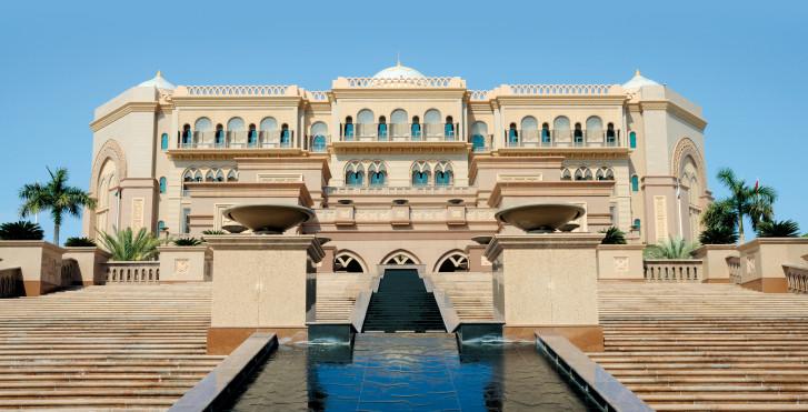 Emirates Palace Hotel, Abou Dhabi