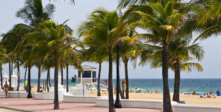 Promenade, Fort Lauderdale