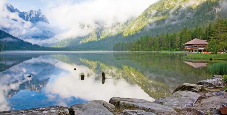 Lac, Vallée de Puster
