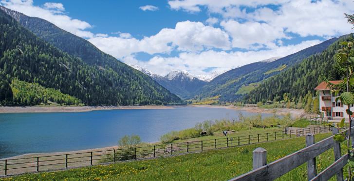 Barrage, Vallée d'Ulten