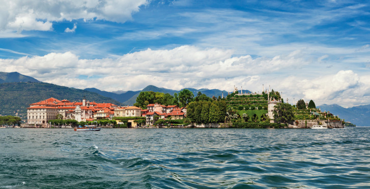 Borromäischen Inseln, Lago Maggiore