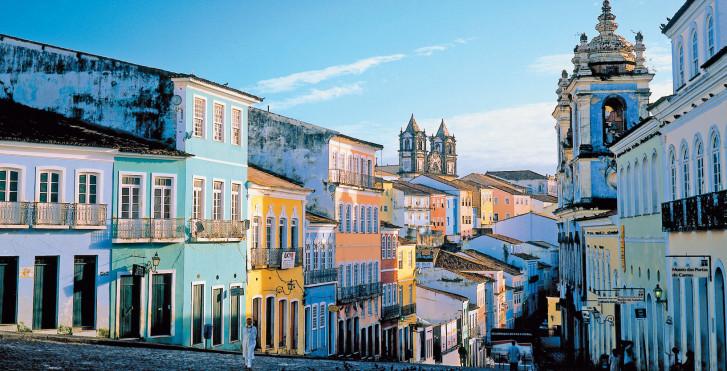 Altstadt von Salvador de Bahia