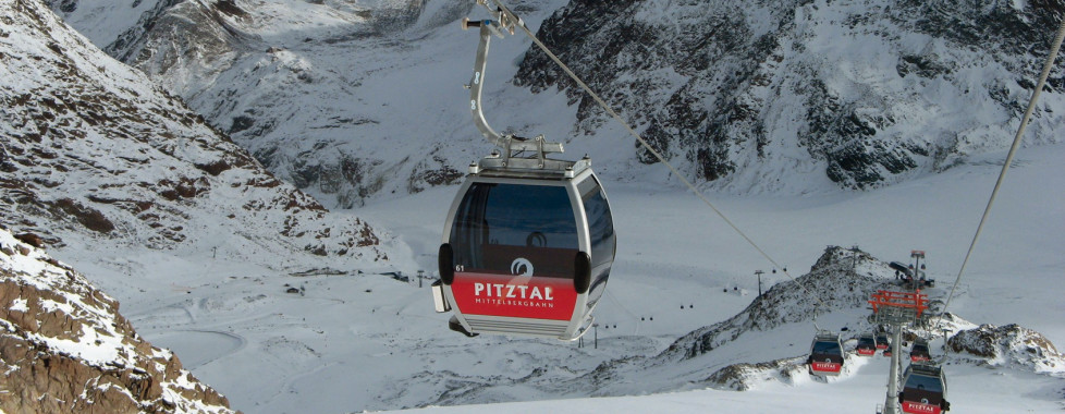 PIZ Hôtel - Forfait ski, Pitztal - Vacances Migros