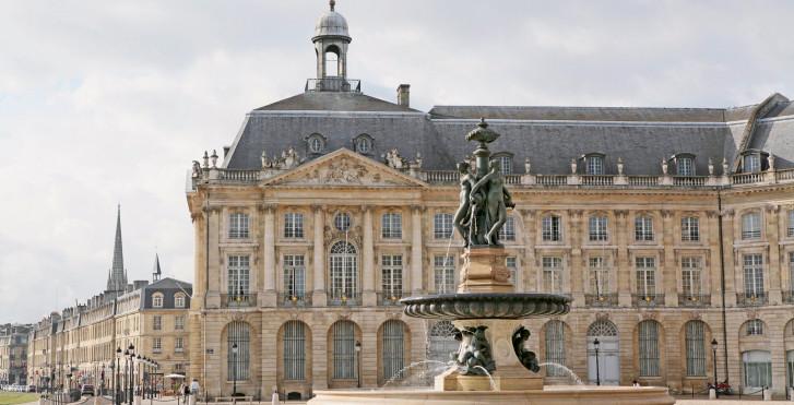 Bordeaux & Umgebung