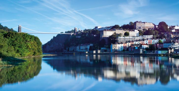 Fluss Avon, Bristol
