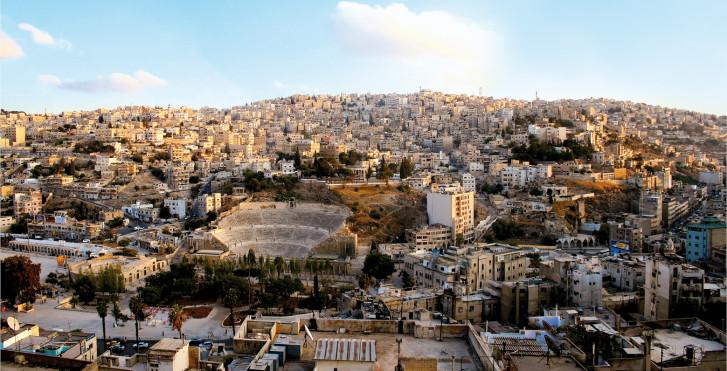 Römisches Theater, Amman