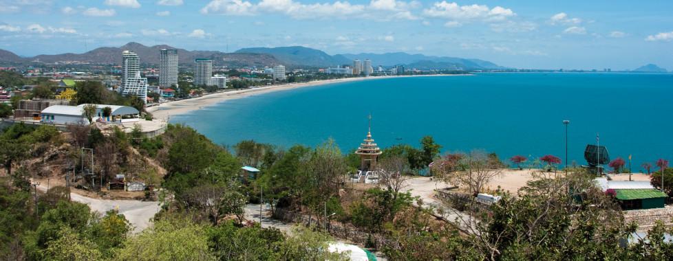 The Regent Cha Am Beach Resort, Hua Hin - Migros Ferien