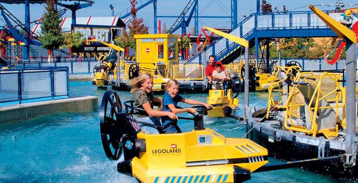 Wellenreiter - LEGOLAND® Deutschland Resort