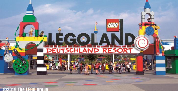 Eingangsbereich - LEGOLAND® Deutschland Resort