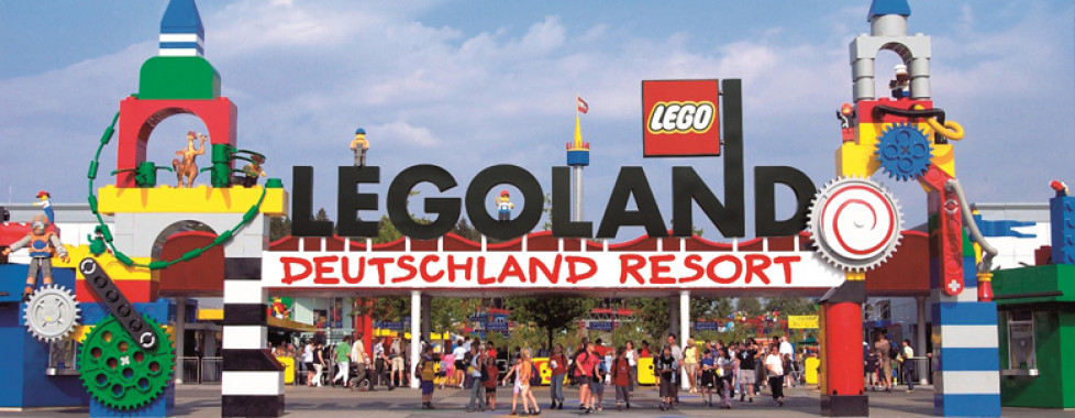 Entrée - LEGOLAND® Deutschland Resort