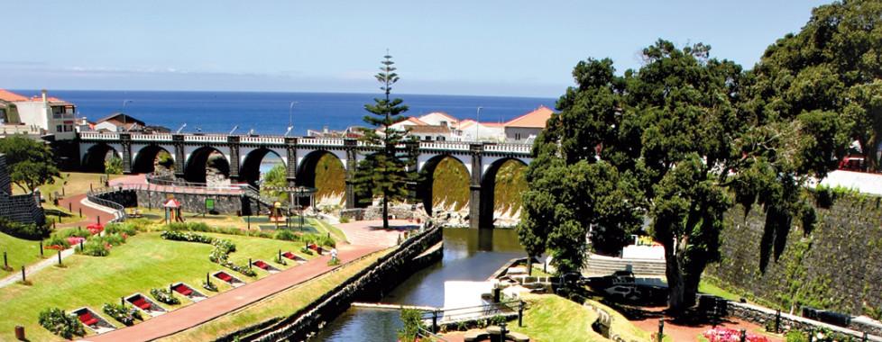 Côte nord de Sao Miguel
