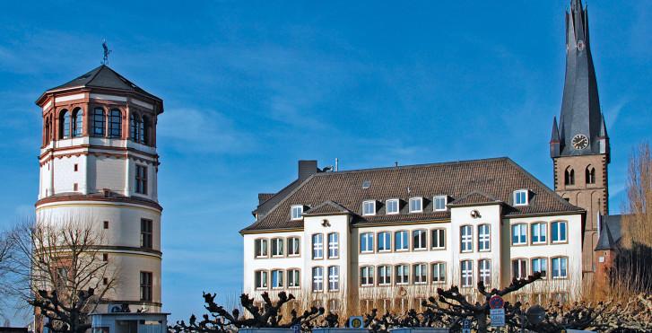 Flug Düsseldorf Bern