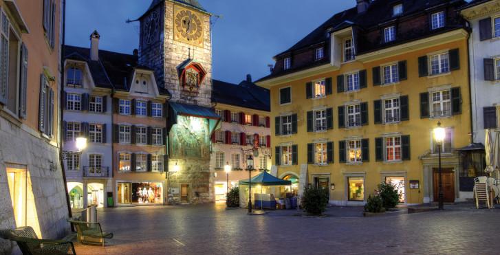 Hotel Solothurn Gunstig