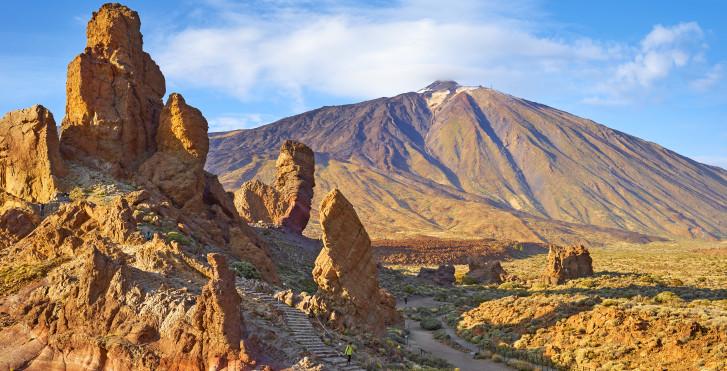 Los Roques de Garcia dans le parc national de Teide