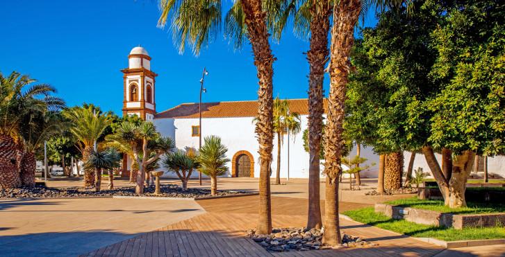 Église Nuestra Senora de la Antigua à Antigua