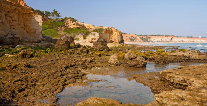 Praia de Falesia bei Vilamoura