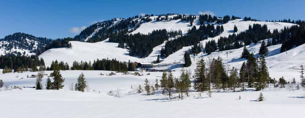 Skigebiet Hochhädrich