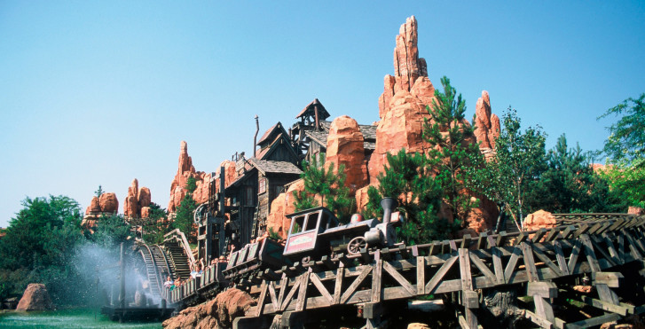 Big Thunder Mountain - Disneyland® Paris