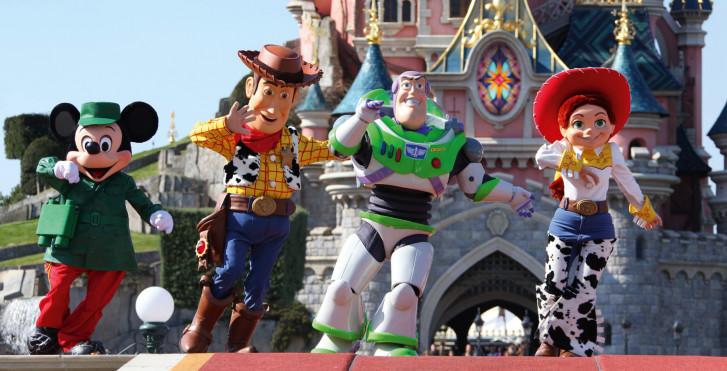 Disneyland 174 Paris G 252 Nstig Mit Migros Ferien