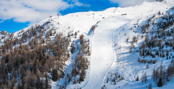 Skigebiet Kals-Matrei