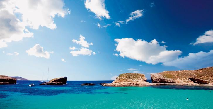 Insel Comino
