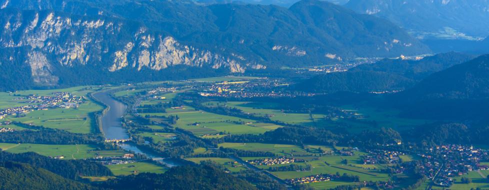 Vue sur Unterinntal