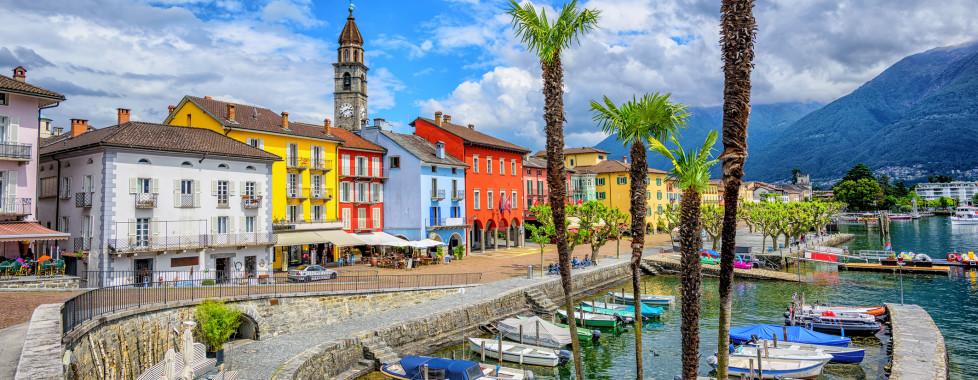 Ferien in Ascona
