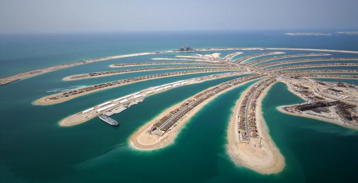 Dubai Strand - Palm Jumeirah