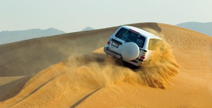 Hinterland Dubai