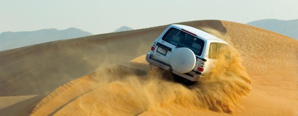 Arrière-pays Dubai