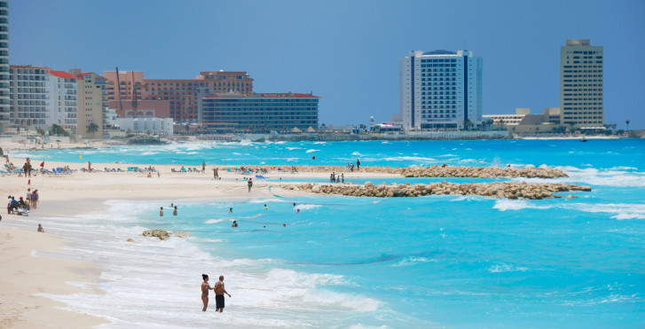Cancún Stadt