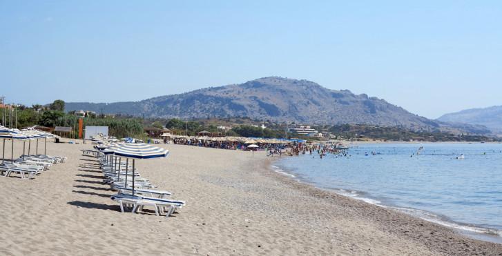 Vacances balnéaires à la plage Kiotari Beach