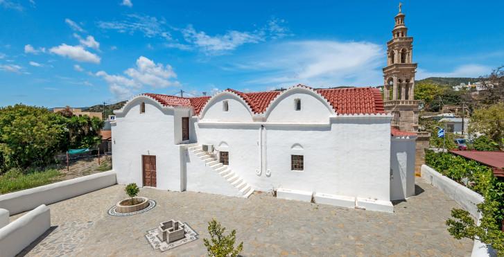 Kirche in Lachania
