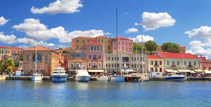 Ouest de la Crète / La Canée et environs