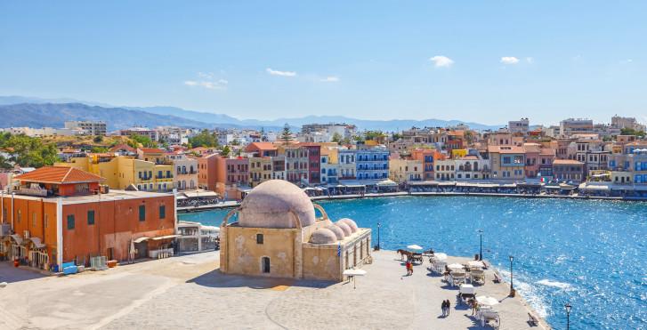 Kreta Hotels In Der Nahe Von Chania