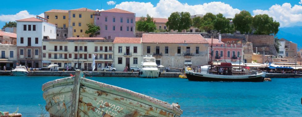 Kreta / Chania & Umgebung