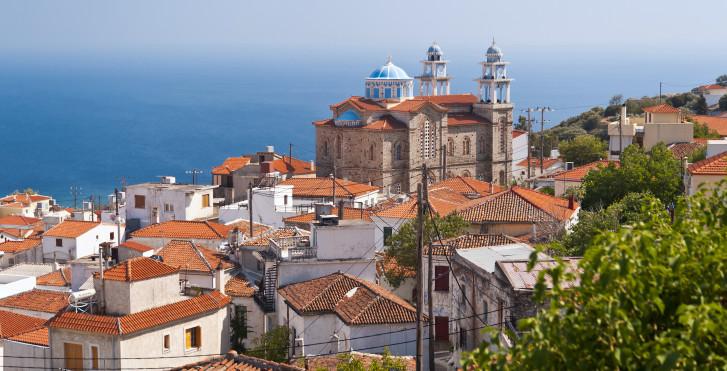 Samos Stadt (Vathy)