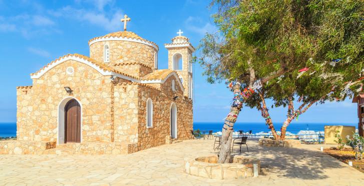 Kirche Profitis Ilias