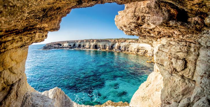 Cap Gkreko à proximité d'Agia Napa