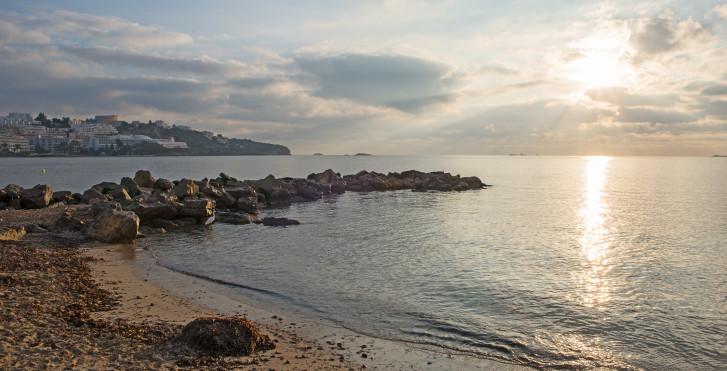 Bucht von Figueretas