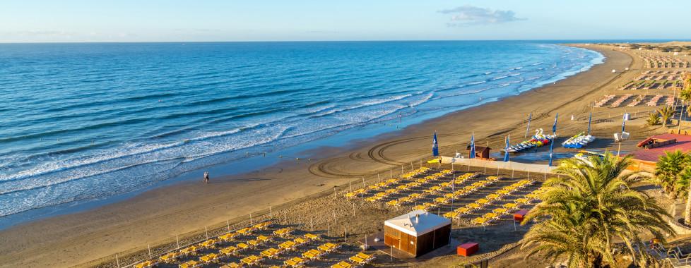 Vacances balnéaires à Playa del Ingles
