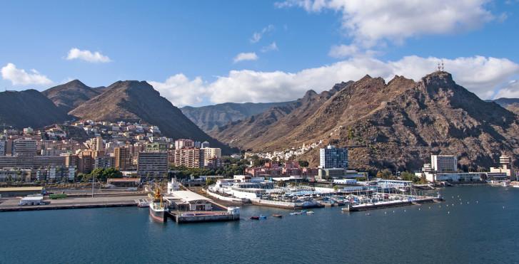 Port de Santa Cruz de Tenerife
