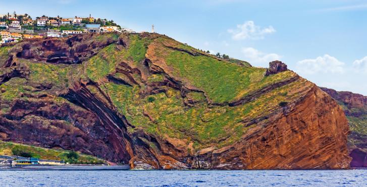 Küste bei Canico