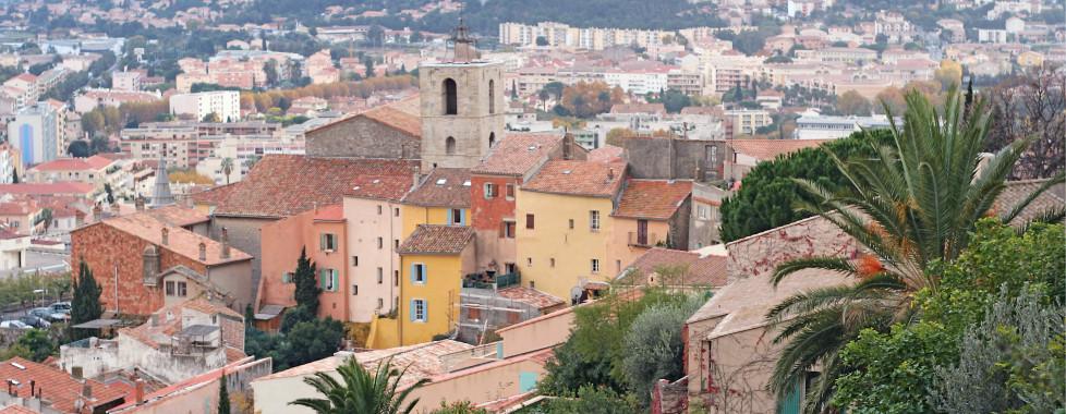 Hyères  (Côte d'Azur - Midi de la France)