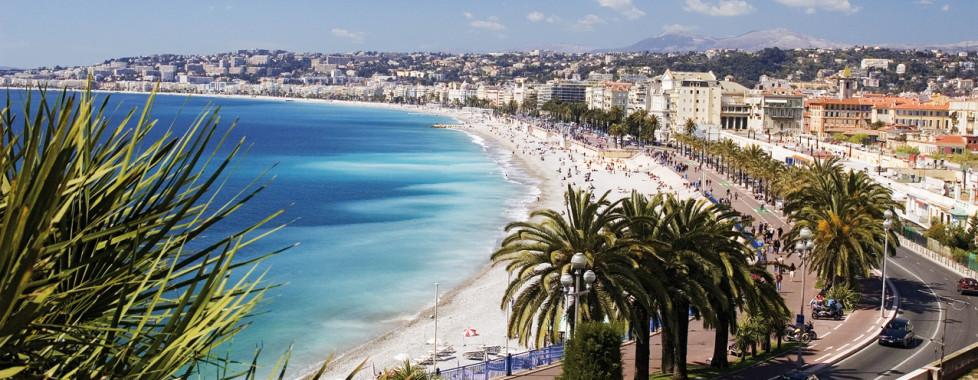 Mittelmeerküste, Nizza