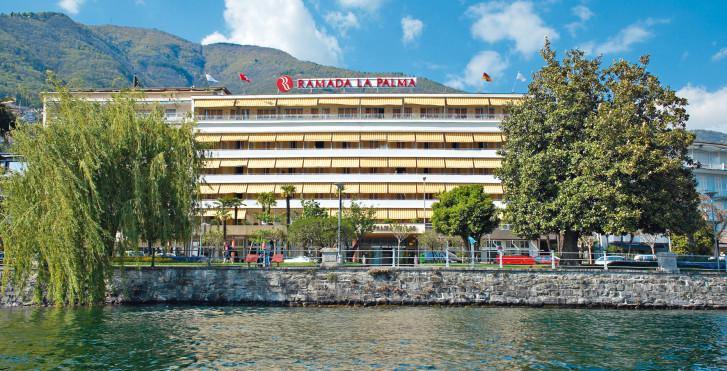 Image 7588977 - H+ La Palma Hôtel & SPA Locarno (ex. Ramada La Palma au Lac)